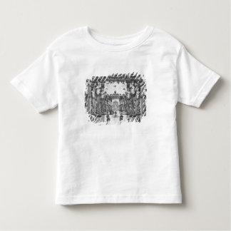 「MirameのためのジャコモTorelliによってデザインを上演して下さい トドラーTシャツ