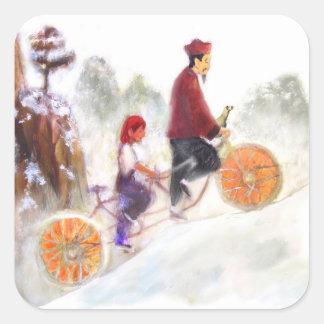 MIRIAM - Liu Xiang's tandem cycle スクエアシール