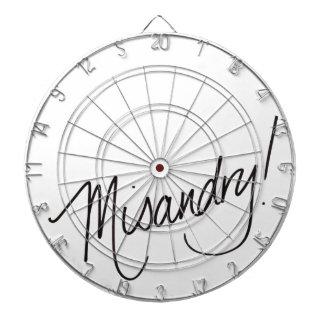 Misandry! ダーツボード