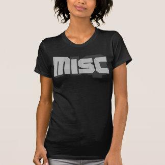 MiscHqのオリジナルのロゴ Tシャツ