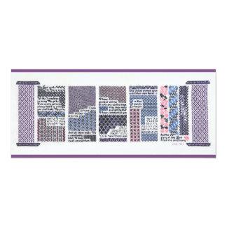 Mishkan (タバナクル)の芸術カード カード