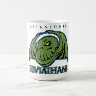 Miskatonicのレビヤタン公式ファンのマグ コーヒーマグカップ
