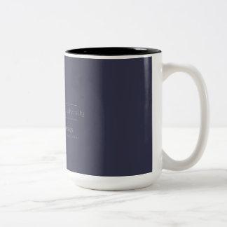 Miskatonic大学クラシックのDept. Mug ツートーンマグカップ