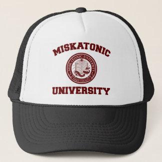 Miskatonic大学帽子 キャップ