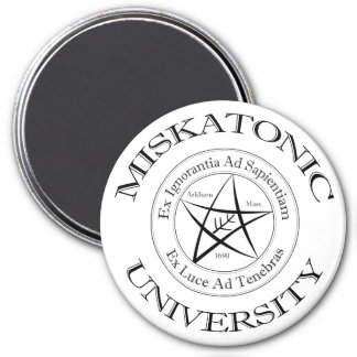 Miskatonic大学磁石 マグネット