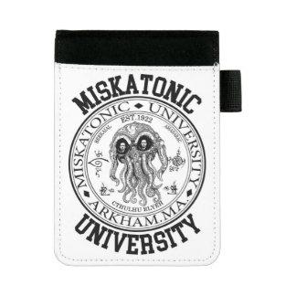 Miskatonic大学CTHULHU HP LOVECRAFTのパッド ミニパッドフォリオ