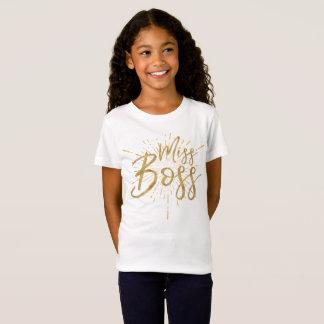 Miss Boss | T-Shirt Tシャツ