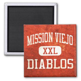 Mission Viejo Diablosの運動競技 マグネット
