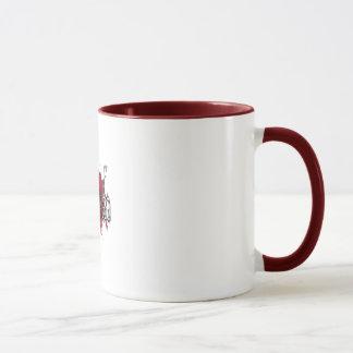 MissMissyLueの姉妹関係のグランジなマグ マグカップ