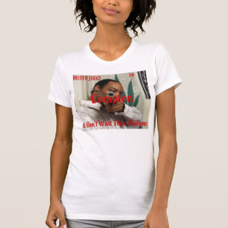 MISTAジュース、310、Uはない弱々しい… Tシャツ