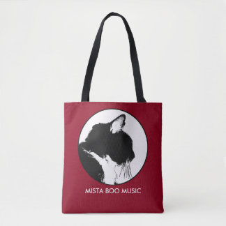 Mista Boo Music Tote Bag トートバッグ