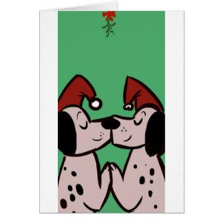 Mistleのつま先愛 カード