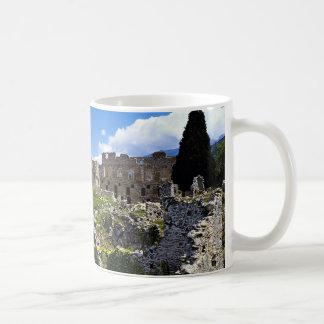 Mistras (ビザンチン都市)、ペロポネソス半島、ギリシャ コーヒーマグカップ