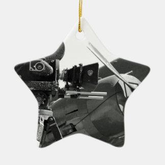 Mitchellの映画用カメラDC-3 セラミックオーナメント