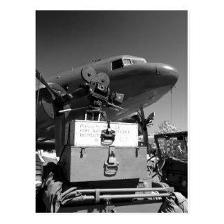 Mitchellの映画用カメラDC-3 ポストカード
