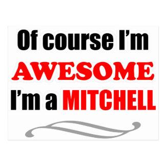 Mitchellの素晴らしい家族 ポストカード