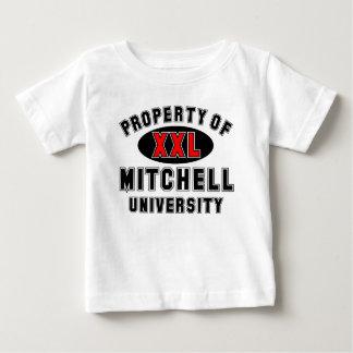 Mitchell大学の特性 ベビーTシャツ