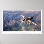 Mitsubishi Ki-15 AviationArt Poster ポスター