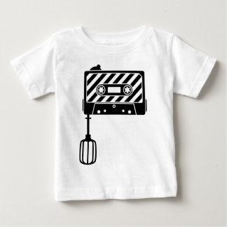 Mixtape対ミキサー ベビーTシャツ