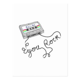 Mixtape -石 ポストカード