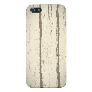 miyoの素朴な木製のiphoneの場合 iPhone SE/5/5sケース