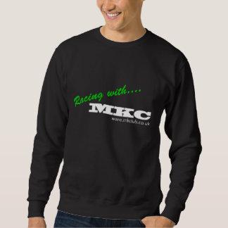 MKCのスエットシャツ-大人M - (黒) スウェットシャツ