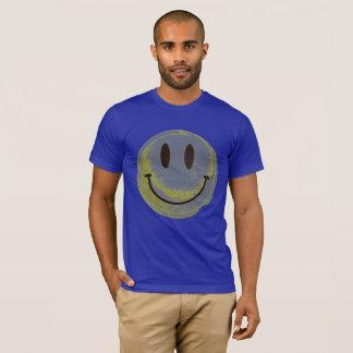 MkFMJのスマイリーフェイス Tシャツ