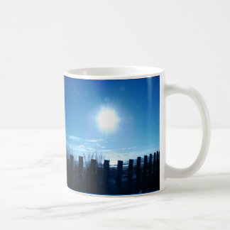 MKFMJのビーチ コーヒーマグカップ