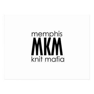 MKM Altのロゴ ポストカード
