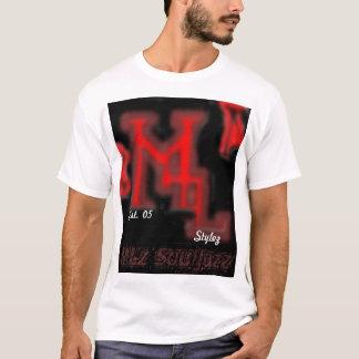 MLのスプレーのワイシャツ Tシャツ