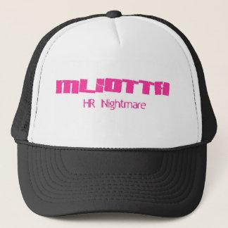 MLIOTTA HRの悪夢の帽子 キャップ