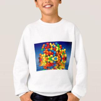 MMチョコレート菓子 スウェットシャツ