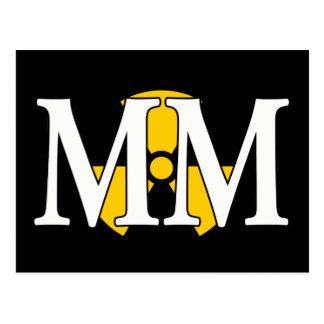 MM -機械工の仲間 ポストカード