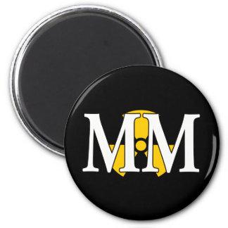 MM -機械工の仲間 マグネット