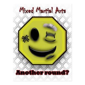 MMAのスマイル、別の円形か。 ポストカード