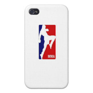 MMAの大リーガーの電話箱Iphone 4 iPhone 4/4S Case
