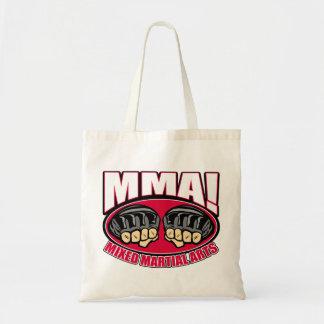 MMAの握りこぶし トートバッグ