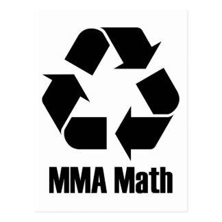 MMAの数学 ポストカード