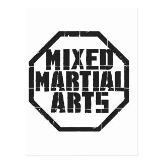 MMA ポストカード