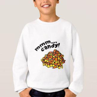 Mmmキャンデー… スウェットシャツ