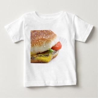 MMM…ハンバーガー ベビーTシャツ