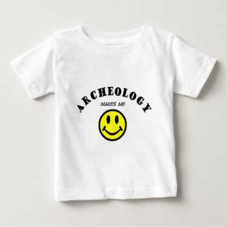 MMS: 考古学 ベビーTシャツ