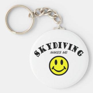 MMS: Skydiving キーホルダー