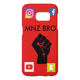 MNZ BROの電話箱 SAMSUNG GALAXY S7 ケース