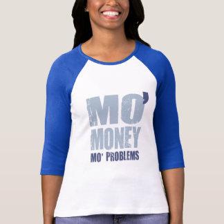 MOのお金MO問題 Tシャツ