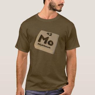 Moのモリブデン Tシャツ