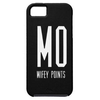 Mo Wifeyポイントギア iPhone SE/5/5s ケース