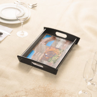 Moab Photo Gallery Template Serving Tray トレー