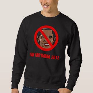 MO'BAMAの2012年の長袖のスエットシャツ無し スウェットシャツ