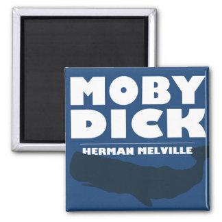 Mobyディックの冷蔵庫用マグネット マグネット